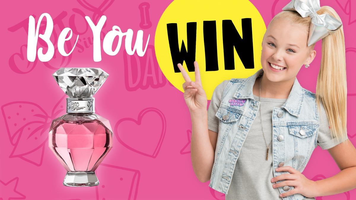 Win Jojo Siwas Brand New Perfume Be You Uk Competition And Freebies