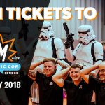 Win Tickets To MCM Comic Con London 2018