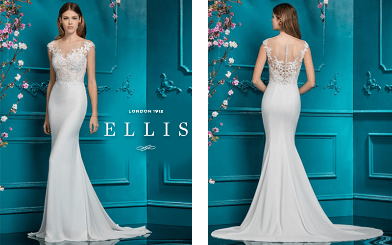 Win an Ellis Bridals Wedding Dress - UK Competitions and Freebies ...