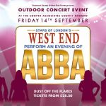 Win VIP tickets to an evening of ABBA at Somerset Cricket Club