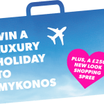 Win a holiday to Mykonos