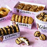 Win party packs from Mrs Crimble's