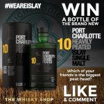 Win the new Port Charlotte 10 Year Old from Bruichladdich Distillery