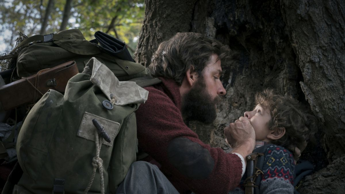 Win A Quiet Place Blu-ray