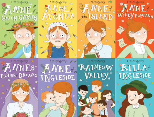Win Anne of Green Gables The Complete Collection