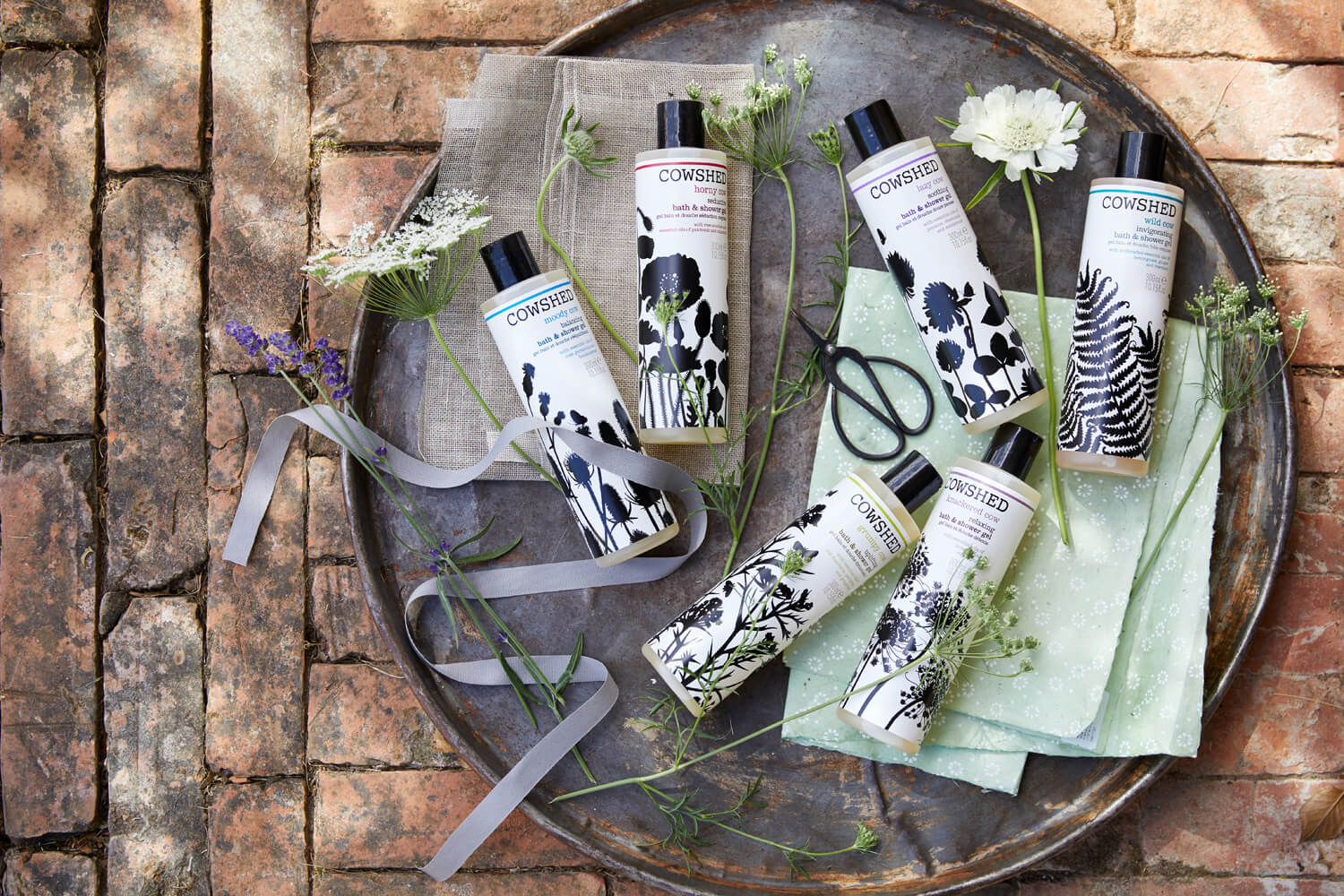 Win Cowshed Shower Gel