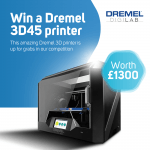 Win Dremel 3D45 3D Printer
