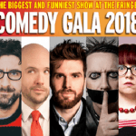 Win Edinburgh Fringe comedy tickets