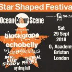 Win Star Shaped Festival tickets