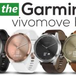 Win a Garmin Vivomove HR Hybrid Smartwatch