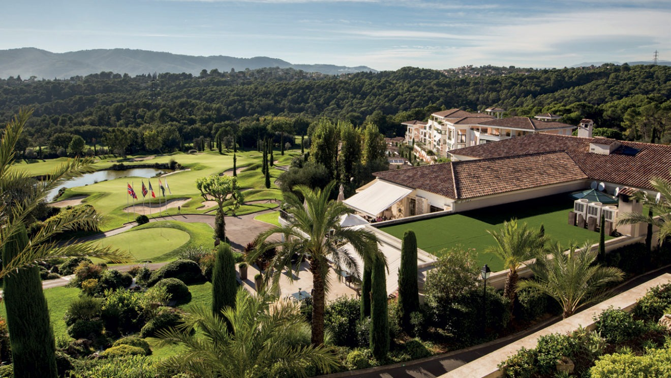 Win a golf break at Royal Mougins Nice