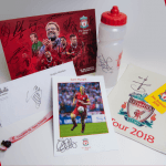 Win signed LFC stuff