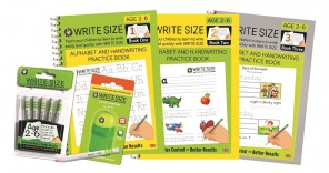 WIN a Write Size Complete Writing Toolkit
