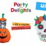 Win Halloween party bundle