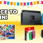 Win Nintendo Switch party pack