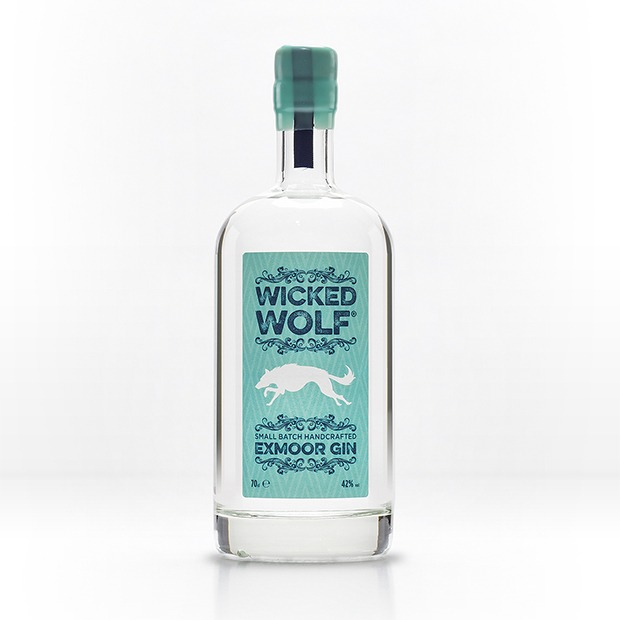 Win Wicked Wolf Gin