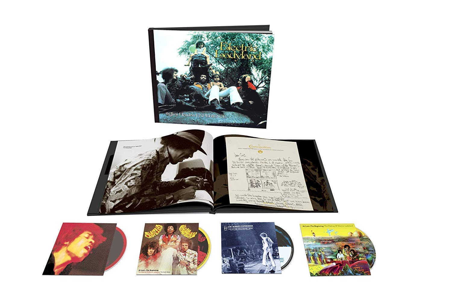 Electric Ladyland - 50Th Anniversary Deluxe Edition