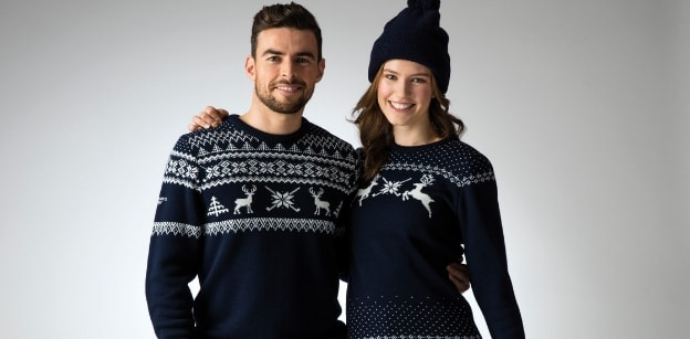 Win Glenmuir Christmas Jumpers