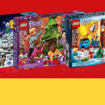 Win Lego Advent Calendar