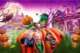 Win a family break to Alton Towers Scarefest