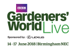 Win tickets to BBC Gardeners' World Live 2018