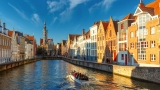 Win a holiday to Bruges, Belgium