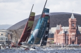 Win A VIP Experience To Cardiff Harbour Festival Hosts Extreme Sailing Series