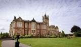Win a spa break at Crewe Hall, Cheshire