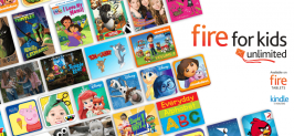 Free 1 Month Trial: Fire for Kids Unlimited