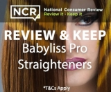 Review and Keep Babyliss Pro Straighteners