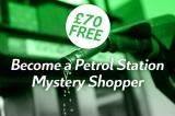 Become A Mystery Shopper At Petrol Stations And Receive FREE Petrol!