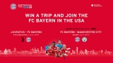 Win a Trip and Join FC Bayern in the USA Summer Tour