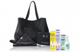 in A Stylish Melobaby Tote Bag & Metanium Everyday Easy Spray Barrier Lotion
