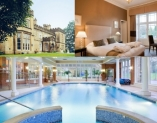 Win bed & breakfast at the Mercure Dunkenhalgh Hotel, Lancashire