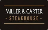 Free Prosecco and Steak at Miller & Carter Plymouth