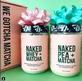 Win a vegan protein powder bundle by Naked Nutrition