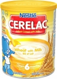 Claim your free Nestle CERELAC Infant Cereal with Milk samples!