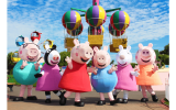Win a Set of Golden Tickets to Peppa Pig World
