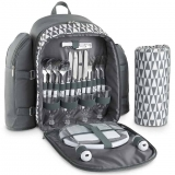 A 4 person picnic backpack