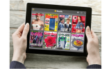 Win a 6th Generation iPad and a 12 month subscription to Readly