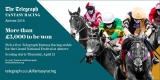 Win £2,000 with the Telegraph Fantasy Racing Aintree 2018