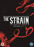 Giveaway – Win The Strain Complete Series: Seasons 1-4