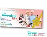 Win Tickets To This Morning Live Shopping & Lifestyle Show