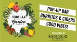 Free food and botanical cider at Tortilla Garden Party – London, 13 September