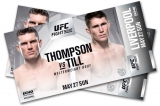 Win tickets for UFC Liverpool at the ECHO Arena
