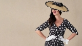 Win A Bombshell Dress and Sara Tiara Hat