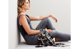 Win a luxurious pure silk scarf from Firehorse