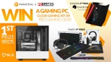 Win a Gaming PC or other prizes