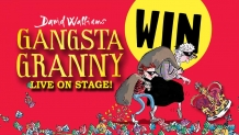 Win tickets to see Gangsta Granny – Harold Pinter Theatre, London