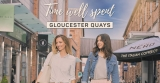 Win £150 to spend at Gloucester Quays